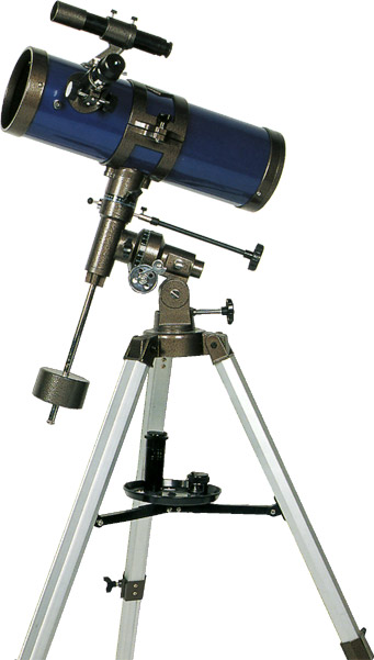 Zoomion Voyager 76/900 EQ Reflector Telescope - Telescopio