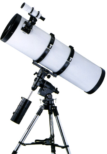"152mm/6""inch parabolic reflecting telescope"