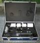 large refractor telescope with case